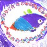 Ψάρι στη πιατέλα
