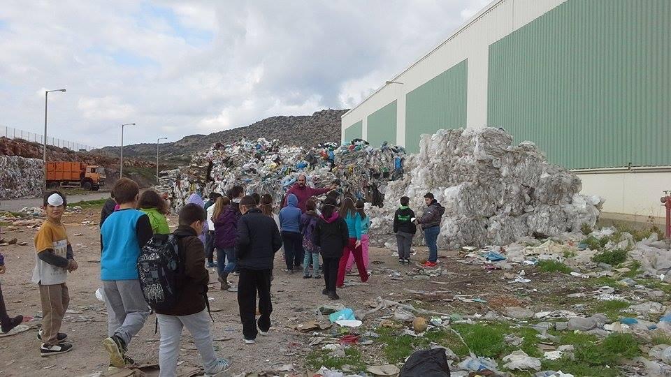 Αποτέλεσμα εικόνας για Εργοστάσιο Μηχανικής Ανακύκλωσης