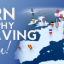 Μαθαίνοντας Γεωγραφία με Seterra online